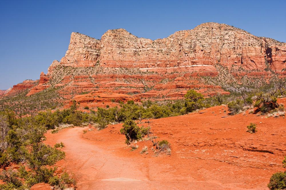 Red Rock Canyons Of Sedona