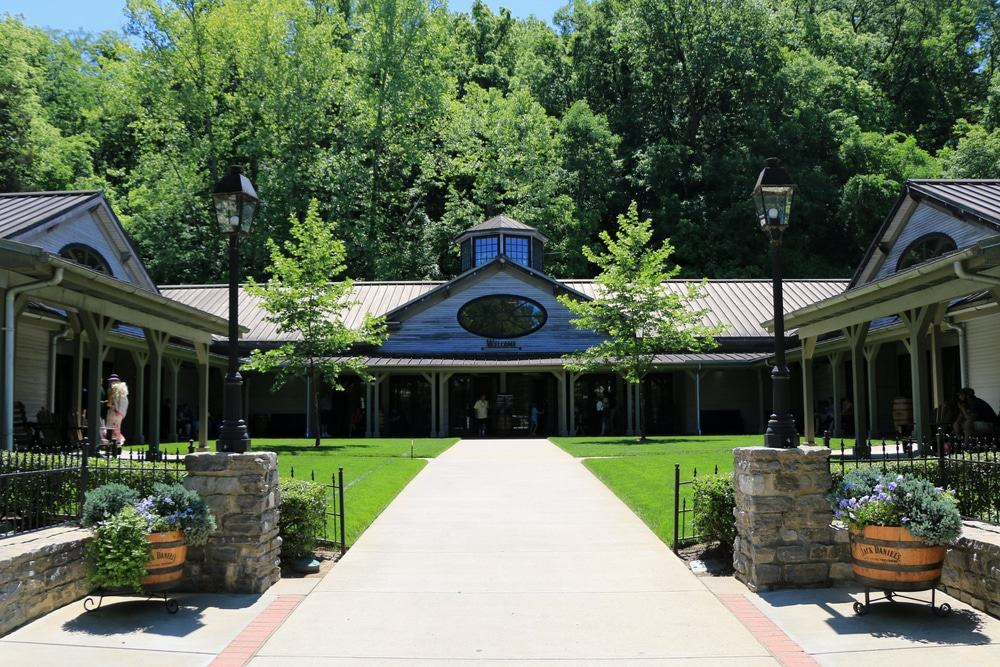 Jack Daniel's Distillery Visitor Center