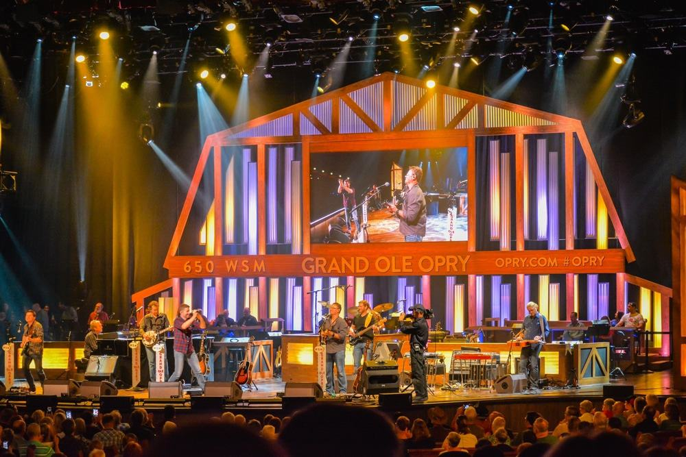 Grand Ole Opry Country Music