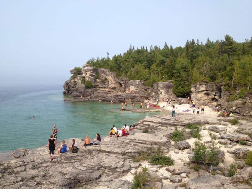3-Day Tour To Bruce Peninsula From Toronto