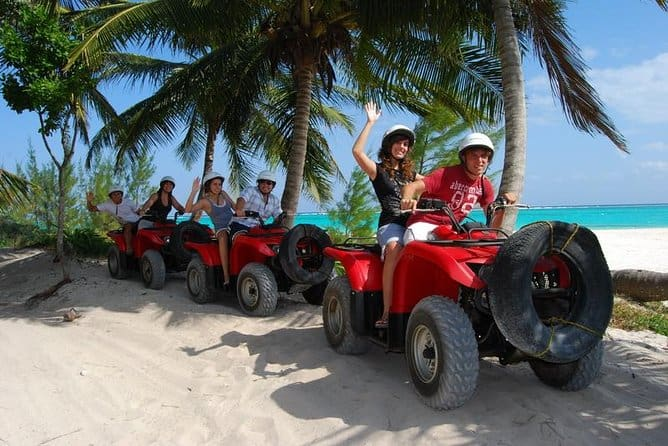 ATV And Waverunner Or Speedboat Combo Tour