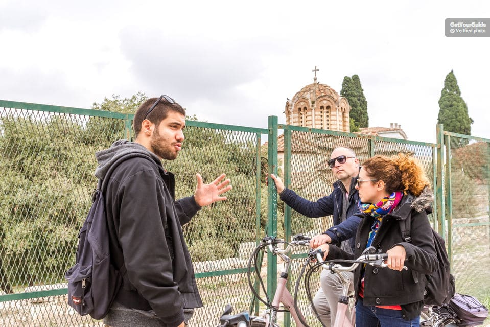 Athens After Sunset Highlights Tour By E-Bike
