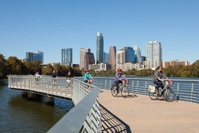 Austin In A Nutshell Bike Tour
