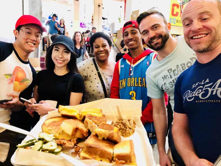 Downtown Food Tour, Los Angeles