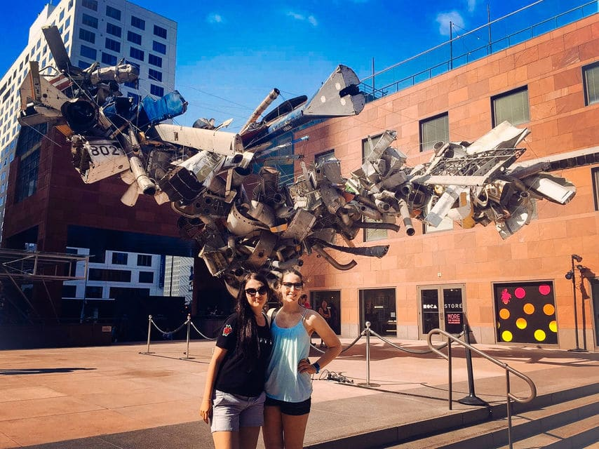 Downtown Los Angeles Arts And Culture Walking Tour