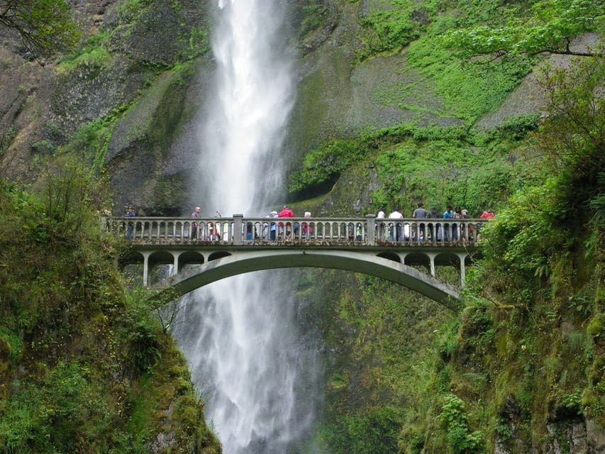 Full-Day Wine & Waterfalls Tour