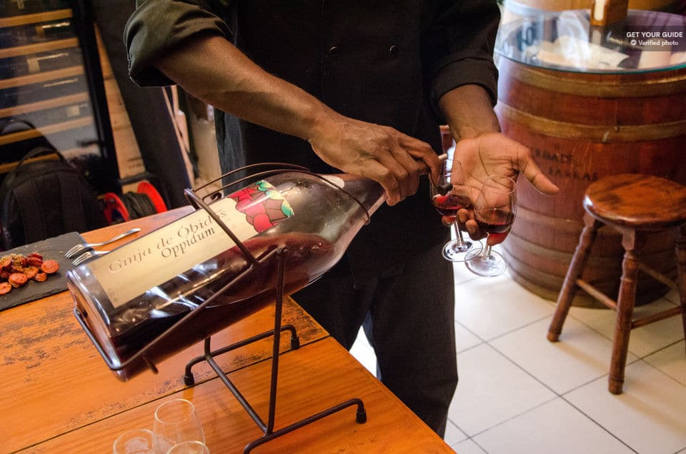 Gourmet Wine Tour And Tastings