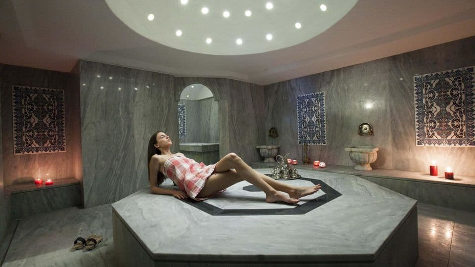 Hammam And Sparkling Wine Experience