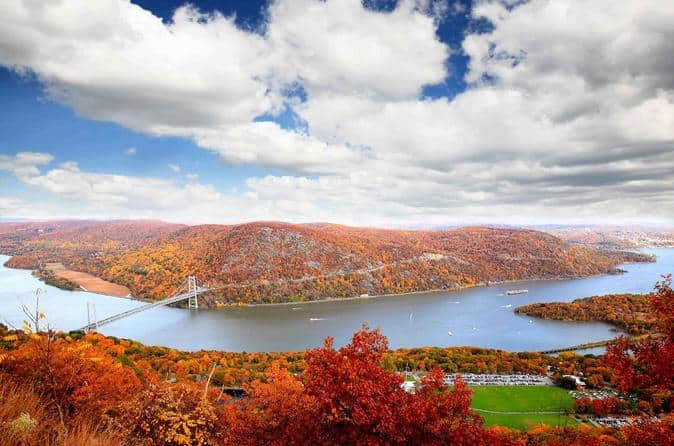 Hudson Valley Fall Foliage Helicopter
