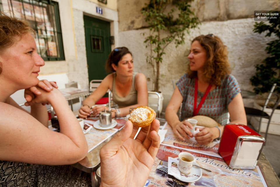 Lisbon Walking Tour With Food And Drink Tasting