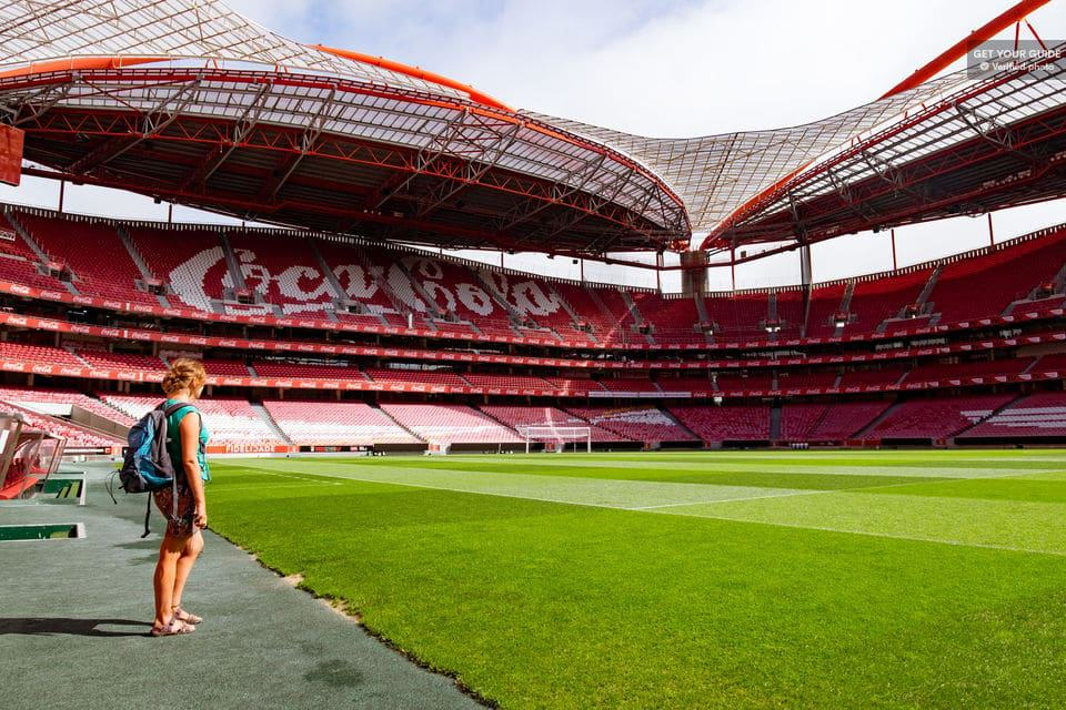 Luz Stadium Tour And SL Benfica Museum Ticket