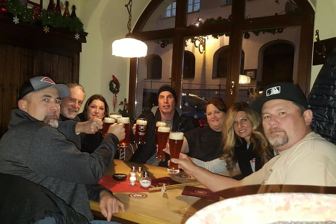 Nuremberg WW2 And Beer Combined Tour