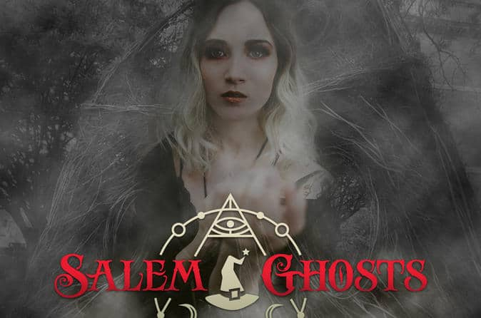 Salem Ghost Tour