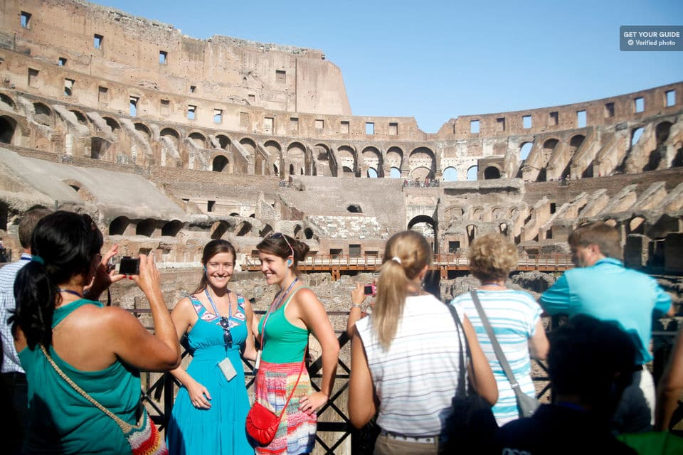 Skip The Line Colosseum And Ancient Rome Walking Tour