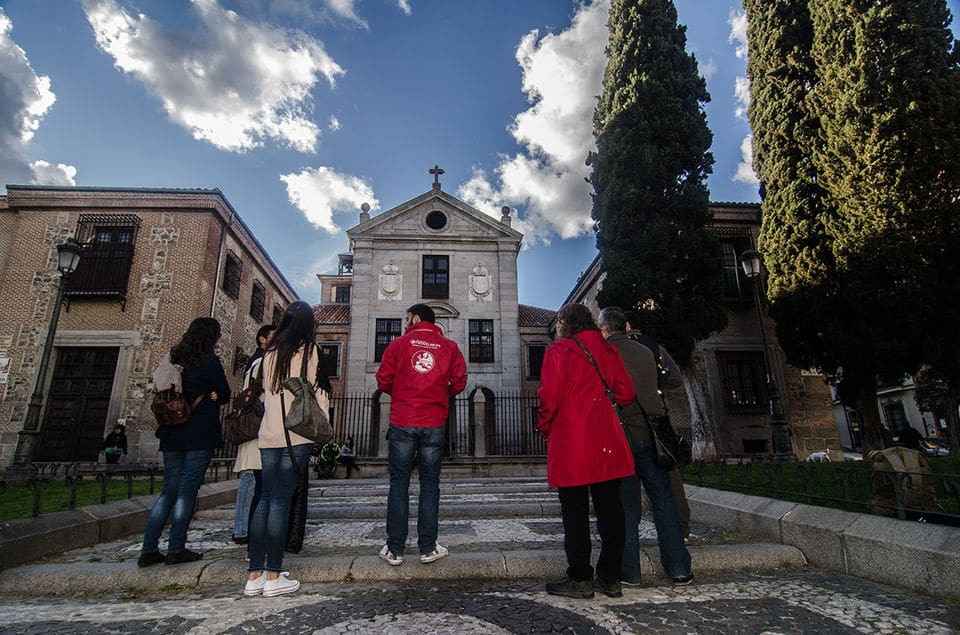 The Spanish Inquisition Walking Tour