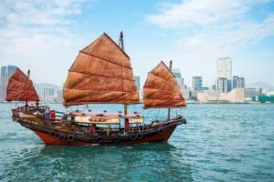 Victoria Harbor Guided Heritage Cruise Day Tour