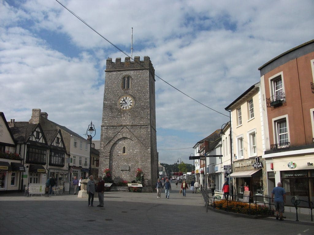St Leonard's Tower