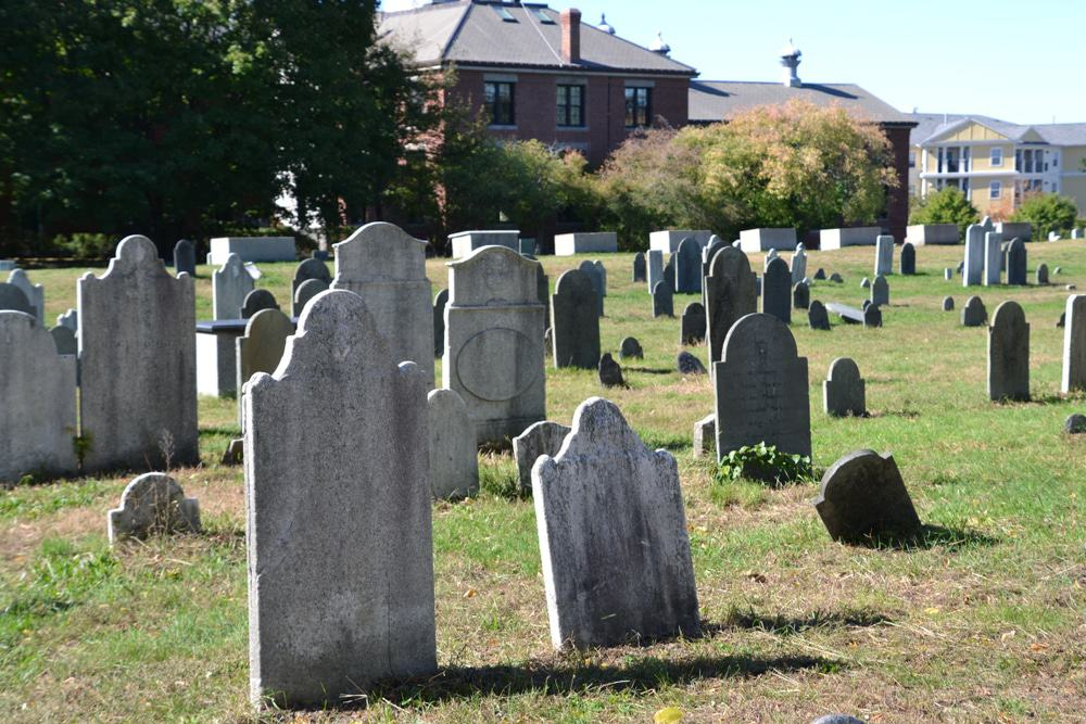 Salem Cemetery, Massachusetts