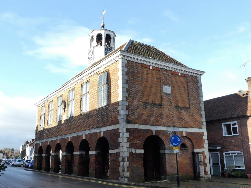 Old Amersham Market Hall
