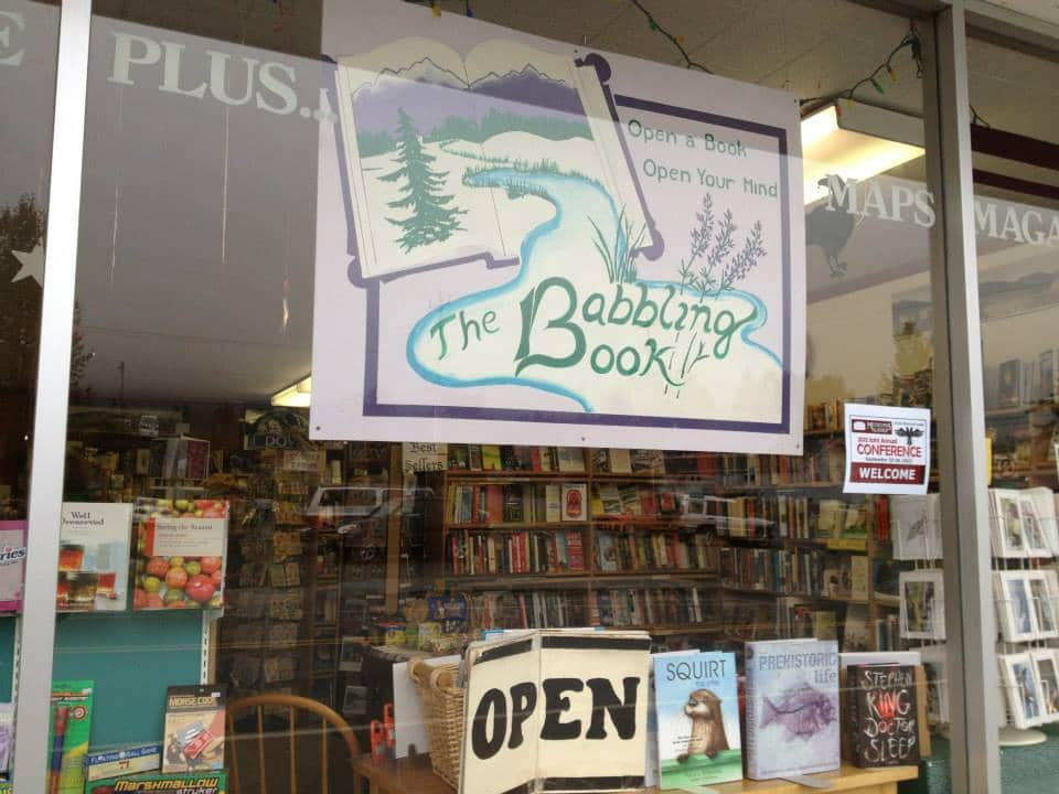 Babbling Book Haines