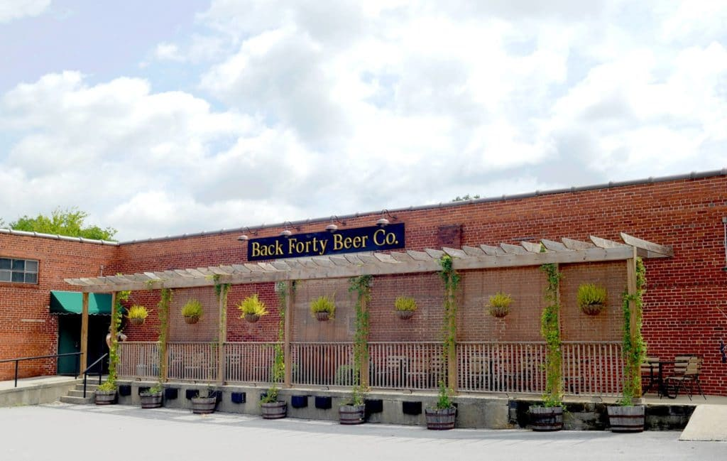 Back Forty Beer Company, Gadsden