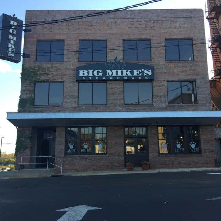Big Mikes Steak House, Andalusia