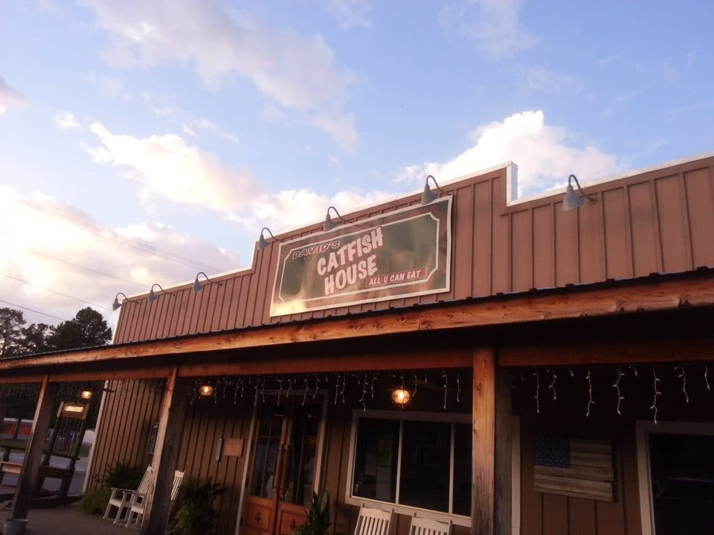 David's Catfish House, Andalusia