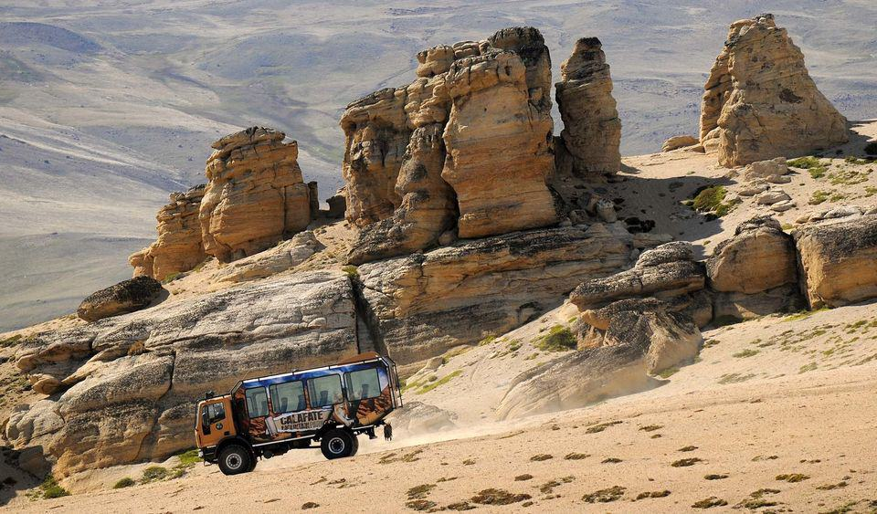 El Calafate Balconies - Scenic Tour By 4x4