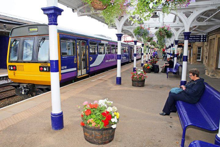 Hexham Railway Station