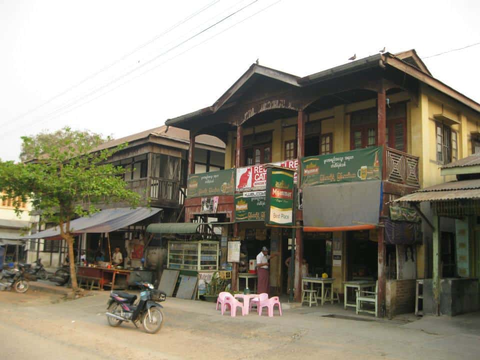 Hsipaw Teahouse
