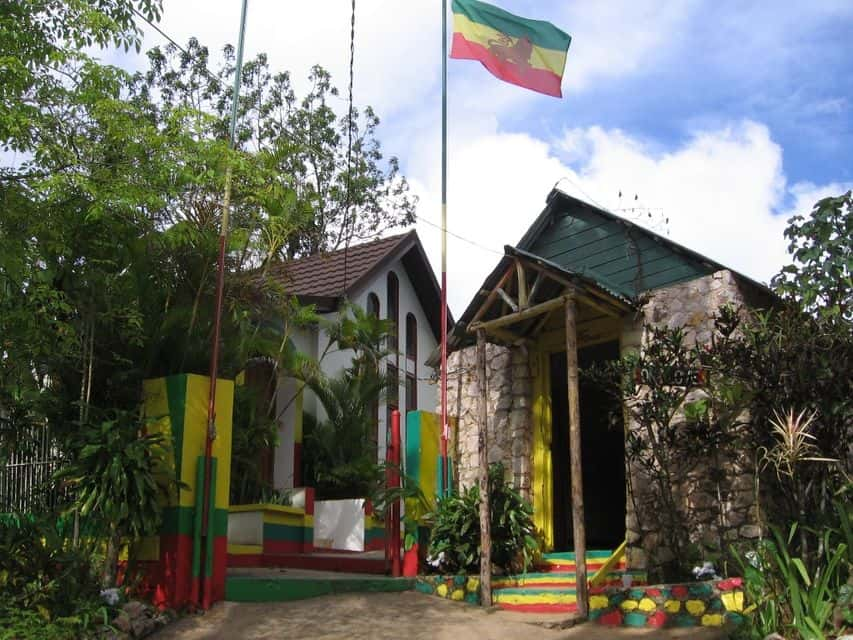 In The Footsteps Of Bob Marley