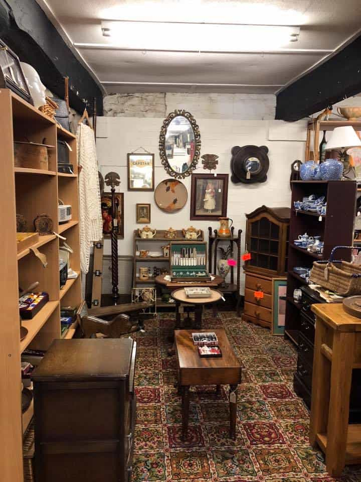 Old Maltings Antiques Centre