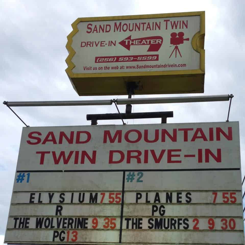 Sand Mountain Drive-In