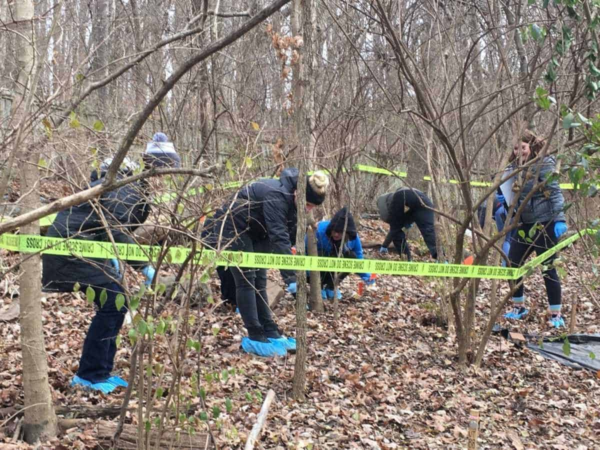 The Body Farm Knoxville