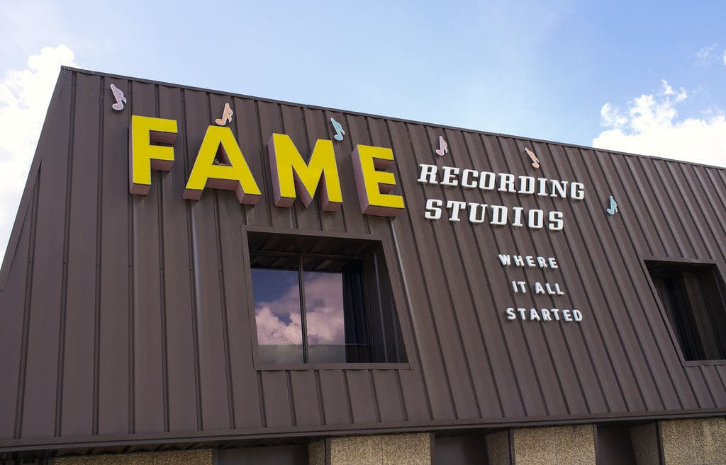 FAME Recording Studio, Muscle Shoals