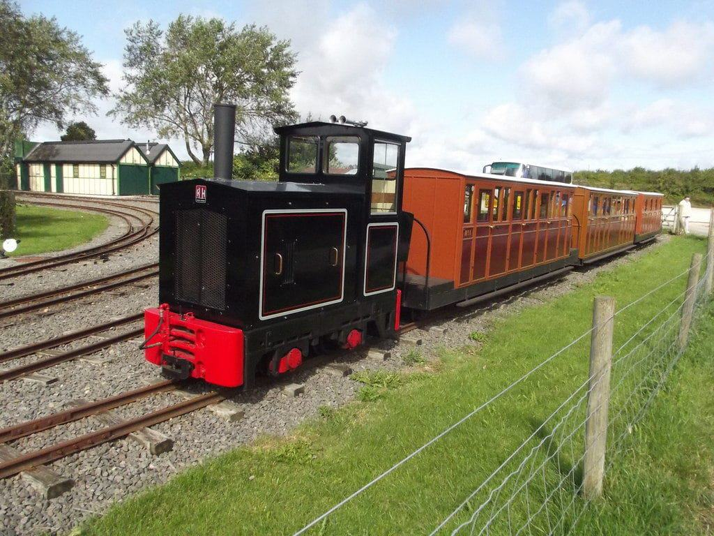 Evesham Vale Light Railway