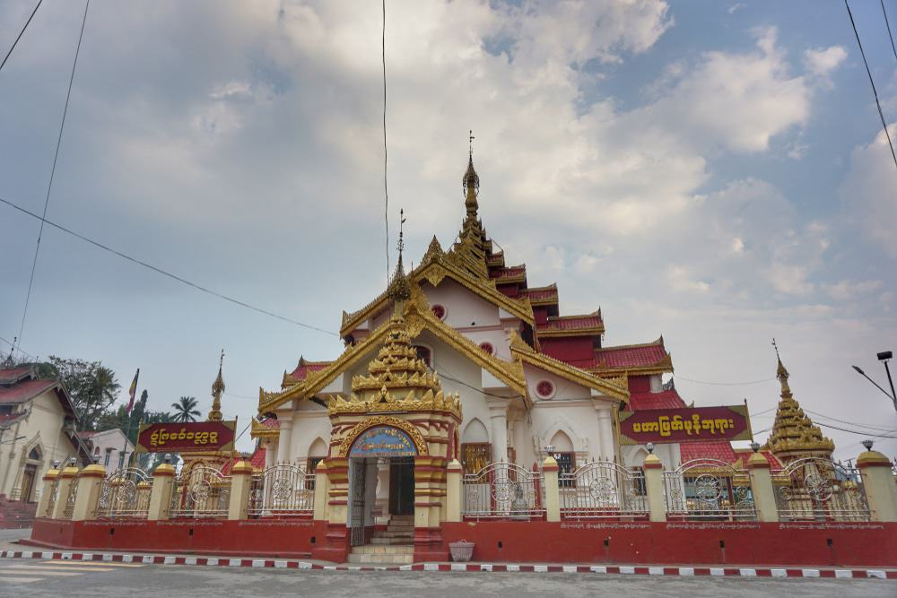 Phra Chao Luang Temple Kengtung