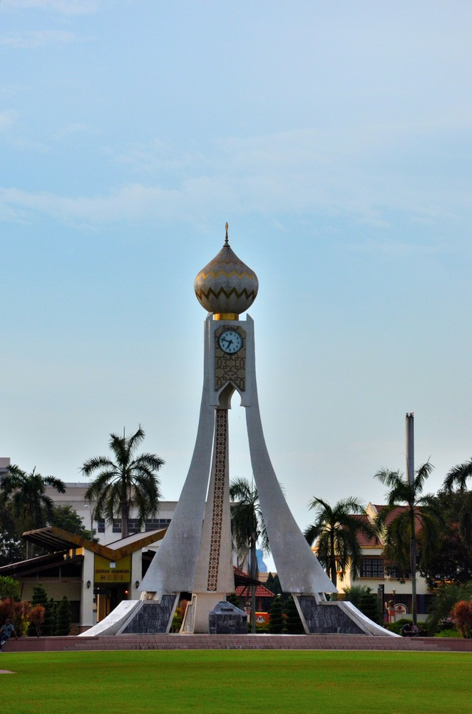 Dataran Ipoh Clock Tower
