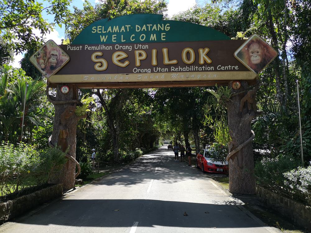 Sepilok Rehabilitation Center