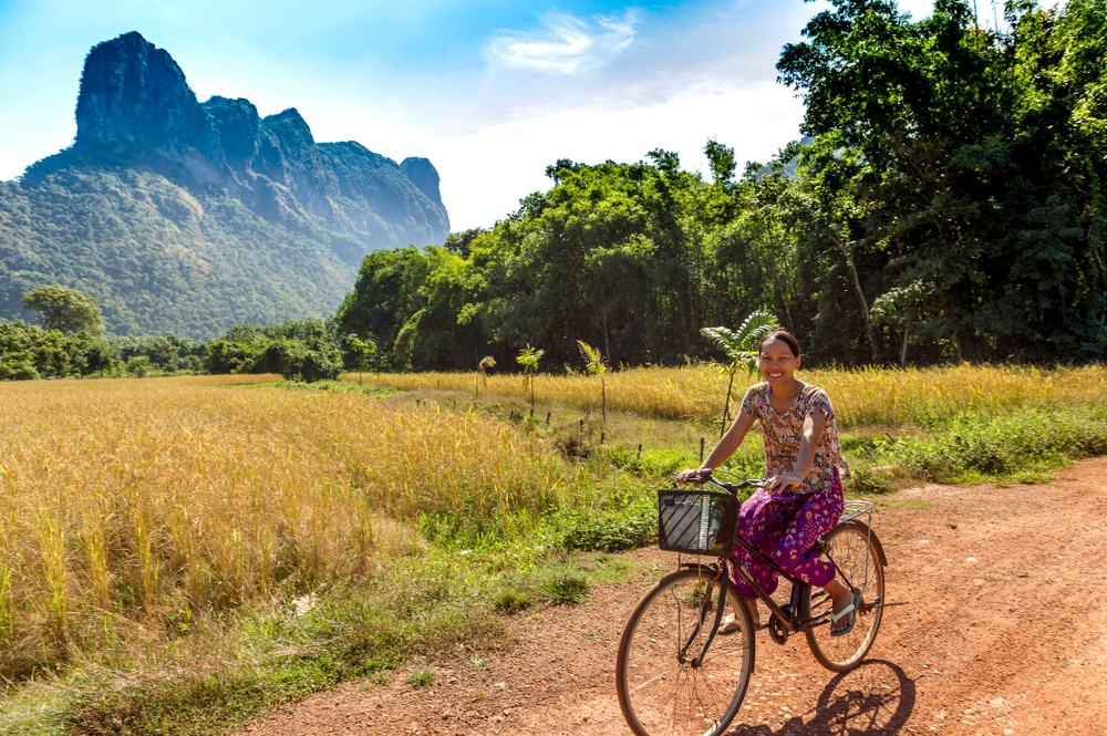 Hpa-An by Bike