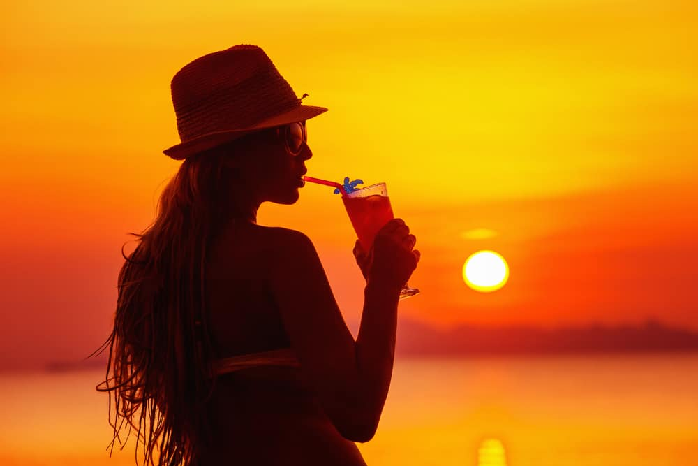 Cocktail Sunset