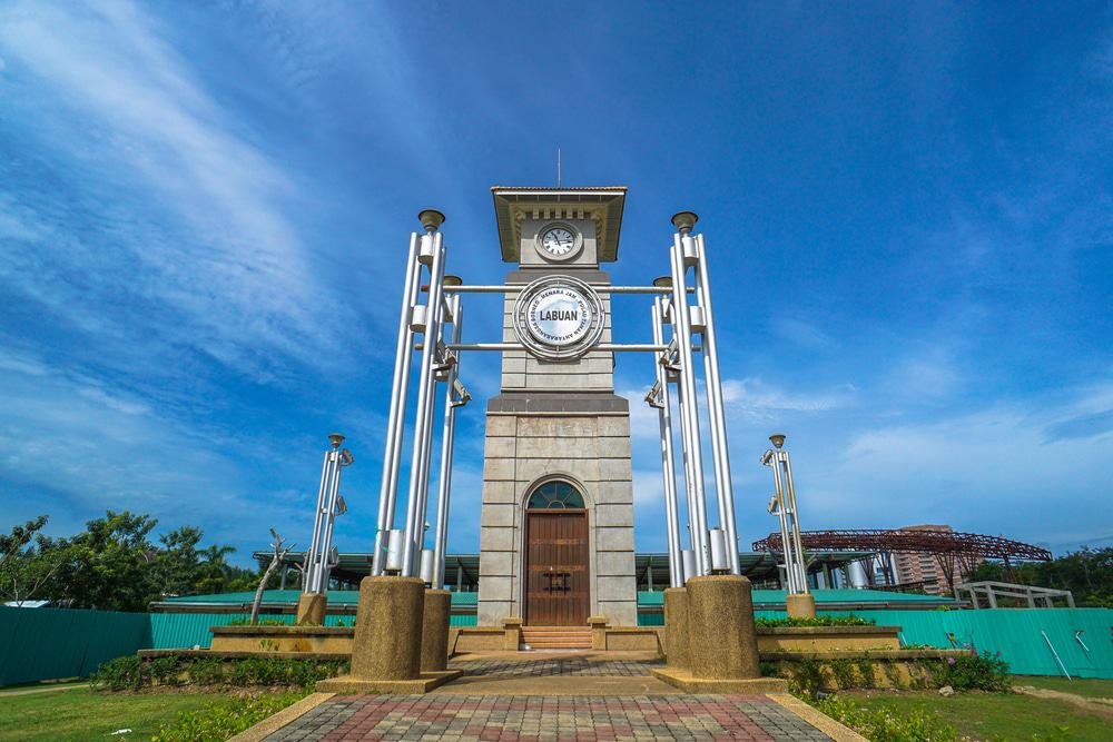 Labuan Clock Tower