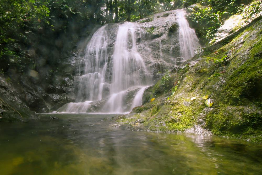 Danum Valley Waterfall