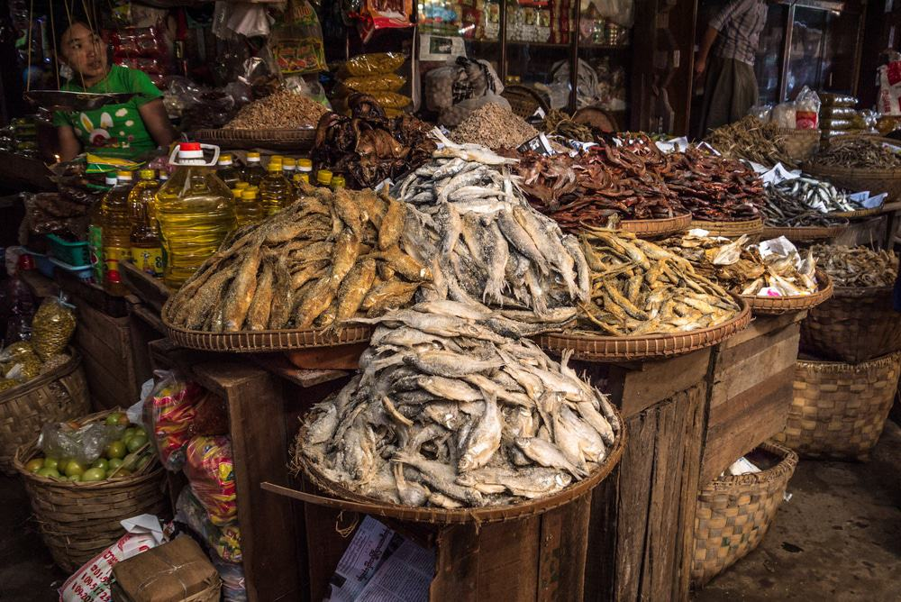 Hsipaw Market