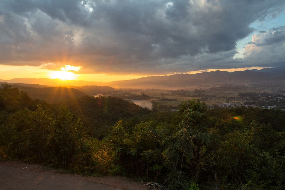 Sunset Hill Hsipaw
