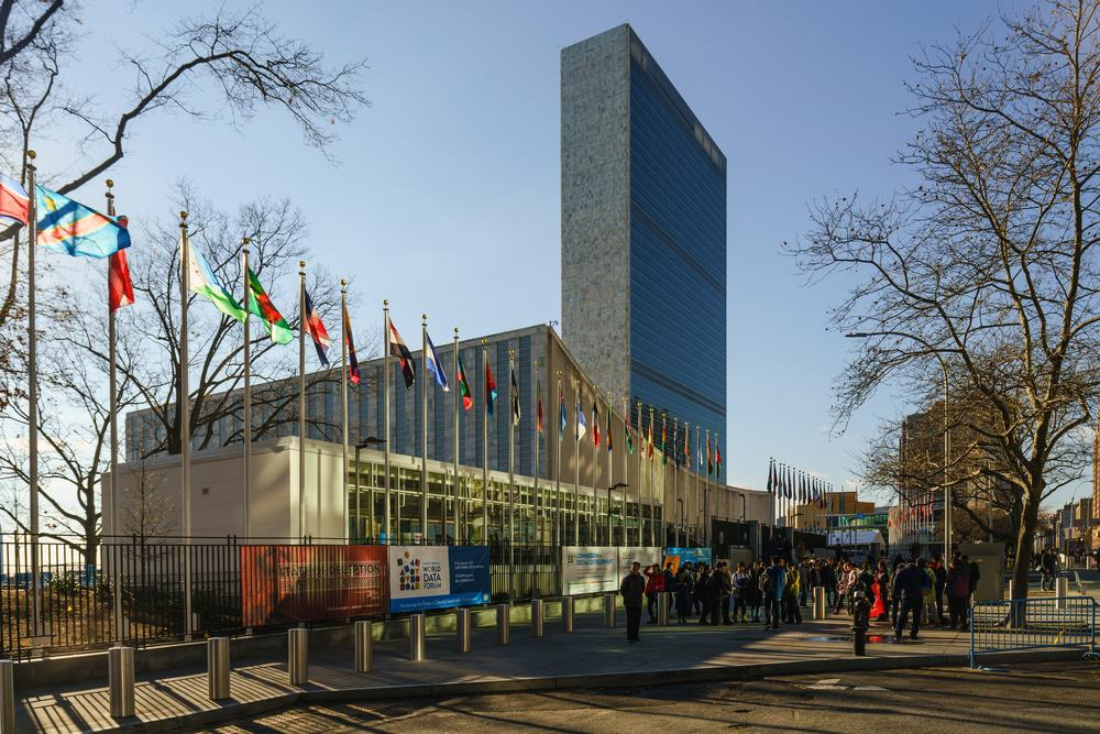 United Nations Headquarters, NYC