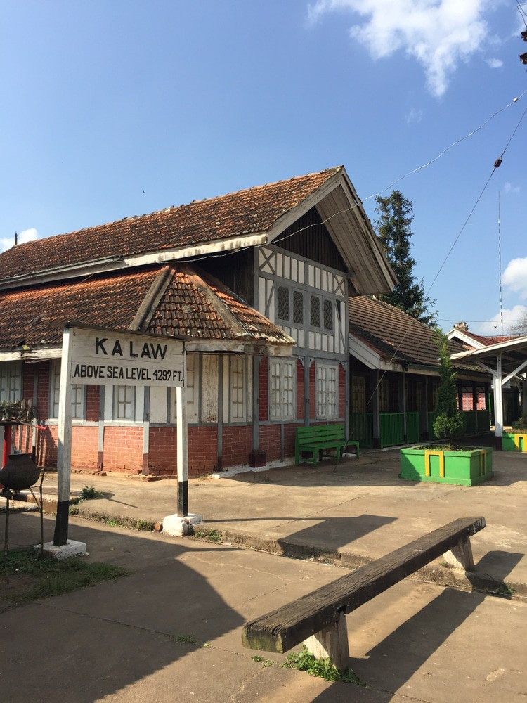 Kalaw Colonial Building