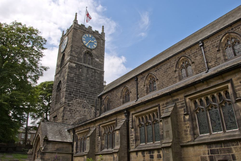 St Michael and All Angels' Church