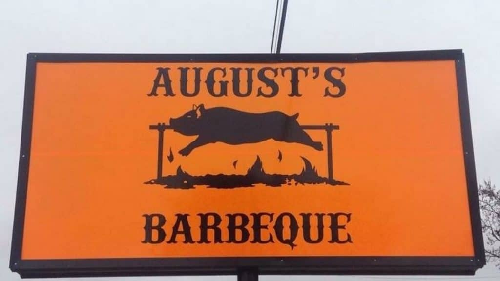 August's Barbeque