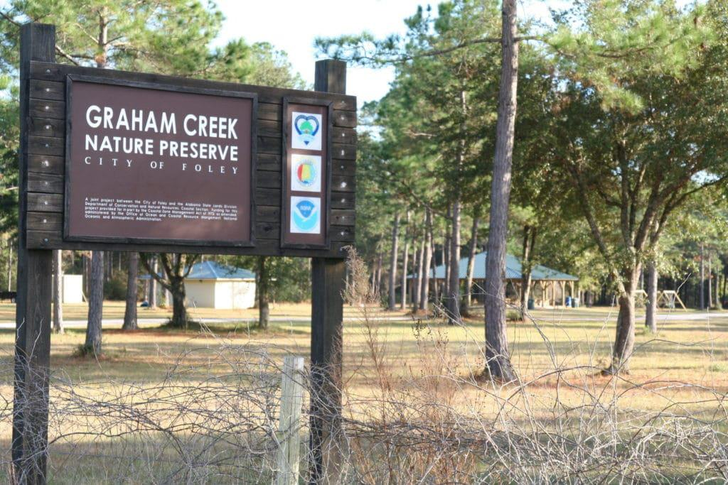 Graham Creek Nature Preserve